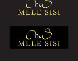 """#10 untuk Design a Logo for """" Mlle Sisi"""" oleh dani786"""