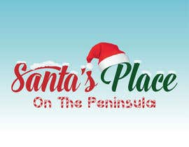 #21 para Design a Logo for  Santa's Place on the Peninsula por Zsuska