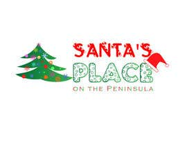 #24 para Design a Logo for  Santa's Place on the Peninsula por ninaekv