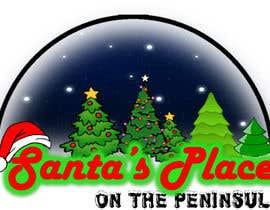 #30 para Design a Logo for  Santa's Place on the Peninsula por Drashan