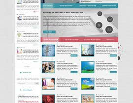 #19 cho Redesign some are of our main page bởi donzizomed