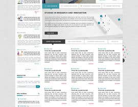#22 cho Redesign some are of our main page bởi startagency