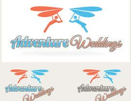 #15 untuk Design a Logo for Adventure Weddings oleh maygan