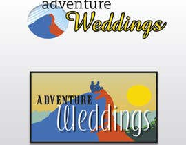 #18 untuk Design a Logo for Adventure Weddings oleh luisdcarbia