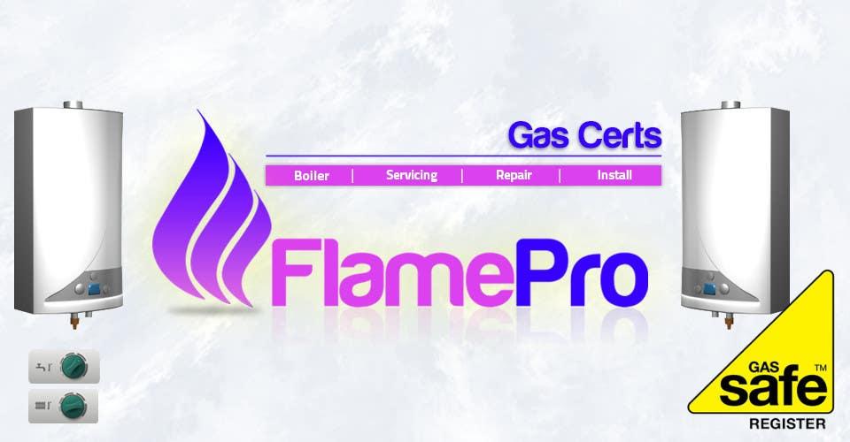 Penyertaan Peraduan #                                        48                                      untuk                                         Design a Banner for Gas Company
