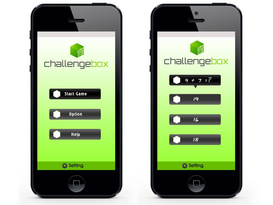 Mobile Phone Contest Entry #17 for Design an App Mockup for Mobile Puzzle Game