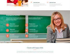 #3 for Design a Website Mockup for Pre-school center website af JDLA