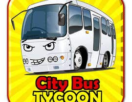 #45 for AppStore icon for City Bus Tycoon af waqasmoosa