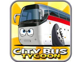 nº 47 pour AppStore icon for City Bus Tycoon par dynamiteboy