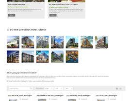#28 untuk Mock up pages for a real estate site utilizing the ken WordPress theme oleh Ganeshdas