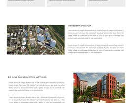 #30 for Mock up pages for a real estate site utilizing the ken WordPress theme af Ganeshdas