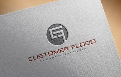 #418 for Design a Logo for Customer Flood by Capped Out Media af usmanarshadali