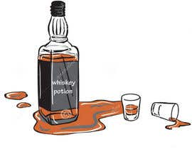 #26 untuk Create logo for a whiskey vatting / blending blog & bottle oleh designer102