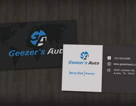 #21 para Design some Business Cards for Auto Repair Shop por danishmunawar