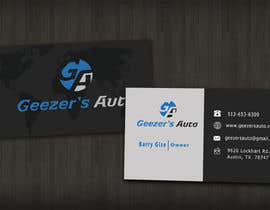 danishmunawar tarafından Design some Business Cards for Auto Repair Shop için no 22