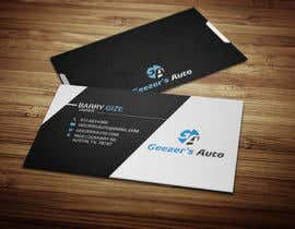 #20 para Design some Business Cards for Auto Repair Shop por mehedi30