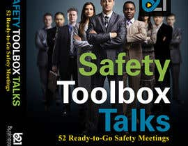 #15 for Book cover design for Safety Training Guide af nikolaipurpura