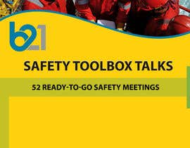 #8 for Book cover design for Safety Training Guide af ghani1