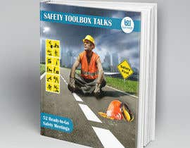 #16 untuk Book cover design for Safety Training Guide oleh MdShafiPulikkal