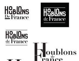 #7 for Logo pour Houblons de France af Mjeanjean