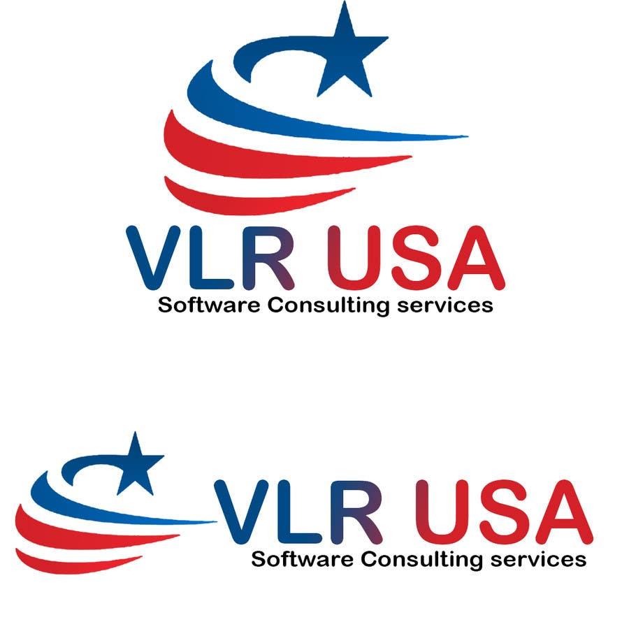 Penyertaan Peraduan #20 untuk Design a Logo for VLR USA