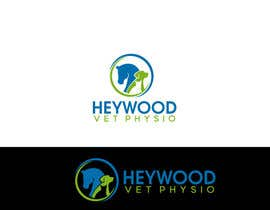 #45 para Design a Logo for Veterinary Physiotherapy Practice por laniegajete