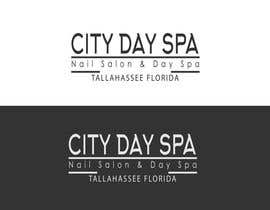 "#16 for Create a badge style logo for ""City Day Spa"" using template file af Sanja3003"