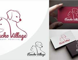 #58 for Design a Logo for Rancho Village Veterinary Hospital af lucaender