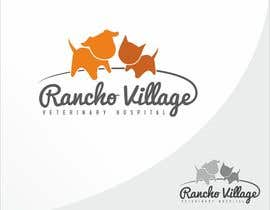 lucaender tarafından Design a Logo for Rancho Village Veterinary Hospital için no 60