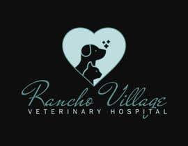 #113 for Design a Logo for Rancho Village Veterinary Hospital af gDesigneer