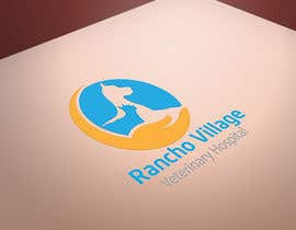 #18 cho Design a Logo for Rancho Village Veterinary Hospital bởi amrogoda4m