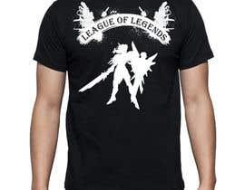 #7 for Design a League of Legends T-Shirt Tee af Bondaru