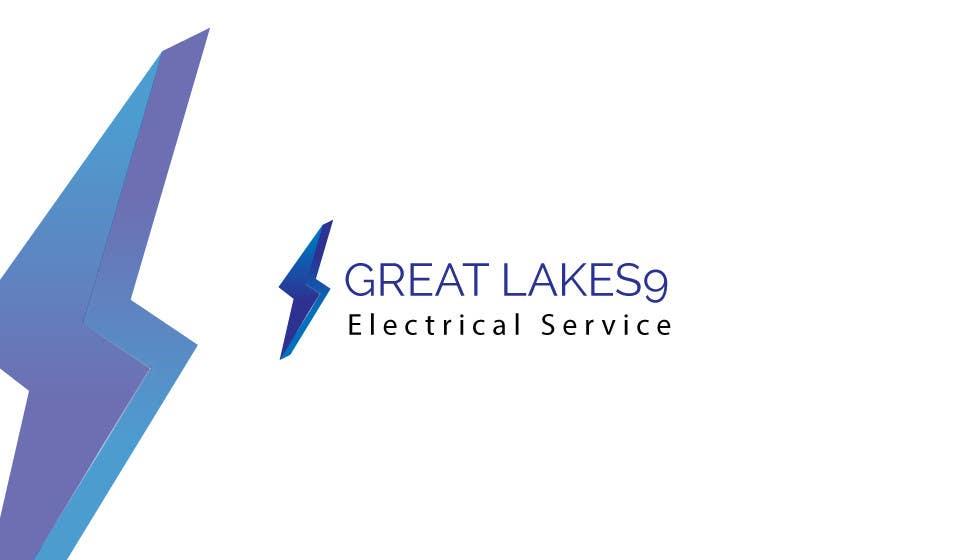 Kilpailutyö #7 kilpailussa Design a Logo for Electrician
