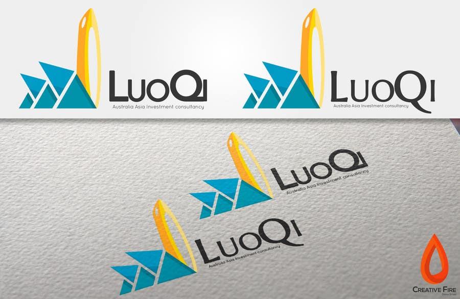 Bài tham dự cuộc thi #124 cho Design a Logo for luoqi.com.au