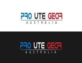 #76 for Design a Logo for PRO UTE GEAR af Sanja3003