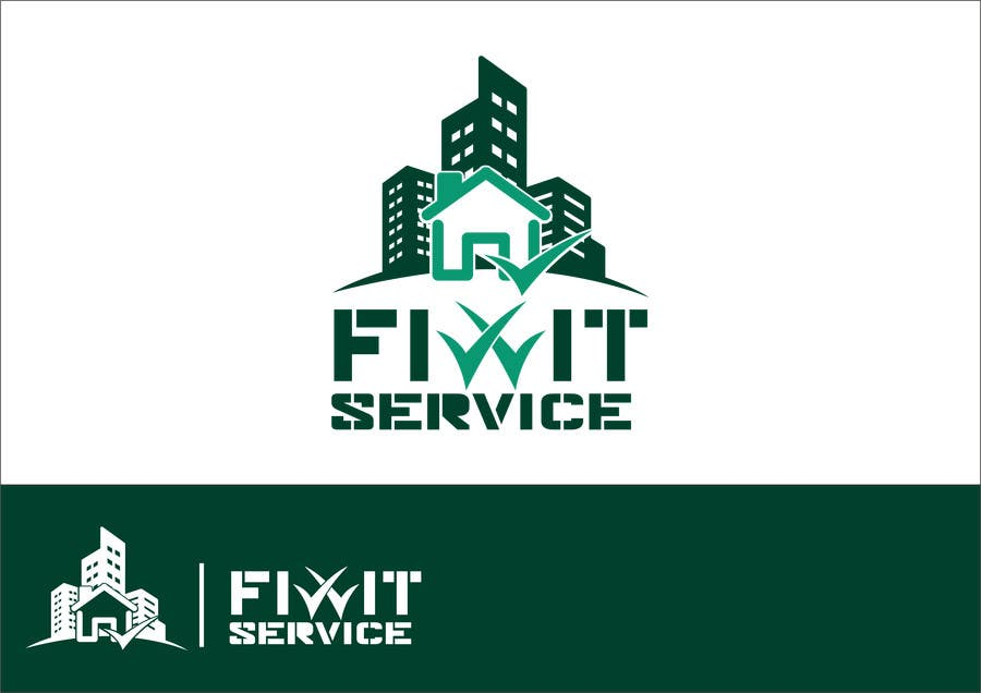 Penyertaan Peraduan #40 untuk Design a Logo for Fixitservice