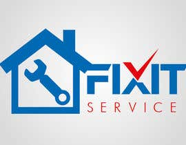 #47 for Design a Logo for Fixitservice by flowkai