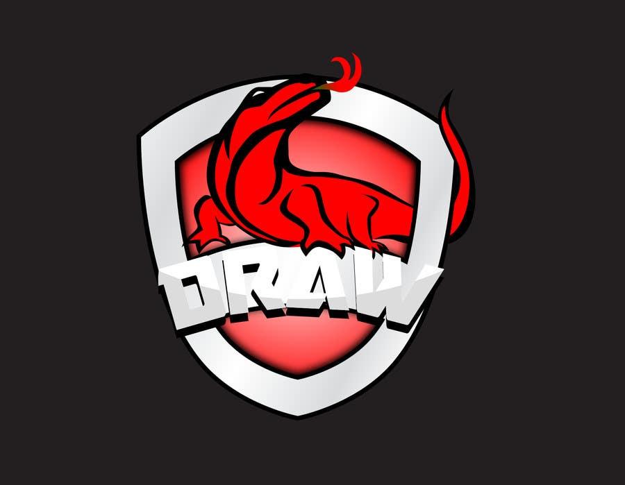 Kilpailutyö #63 kilpailussa Design a Logo for League of Legend team 'DRAW'