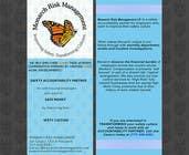 Graphic Design Inscrição do Concurso Nº3 para Design a Brochure for Monarch Risk Management, LP