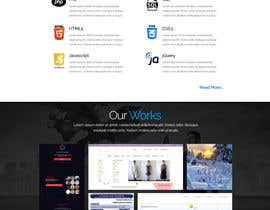 #9 cho Design a Website Mockup and logo for Web Developer bởi aryamaity