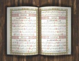 #8 cho Do some 3D Modelling for a book of quran bởi gokuGX