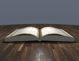 #9 cho Do some 3D Modelling for a book of quran bởi gokuGX