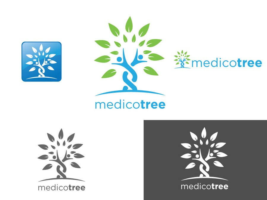 Bài tham dự cuộc thi #94 cho Design a Logo for Health-tech company