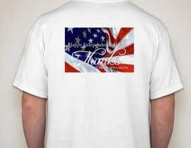 #17 for Design a T-Shirt for American Independence Day af dipika4013