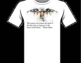 #3 for Design a T-Shirt for American Independence Day by goldbergspare