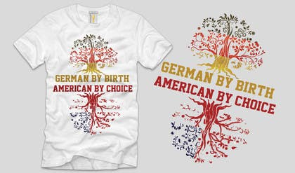 #10 for Design a T-Shirt for American Independence Day af ezaz09