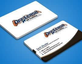 #24 para Dog Trainer Business Card por fibr
