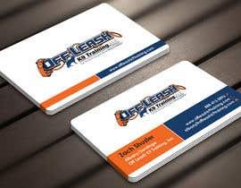 #35 cho Dog Trainer Business Card bởi Derard