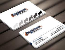 #38 para Dog Trainer Business Card por Derard