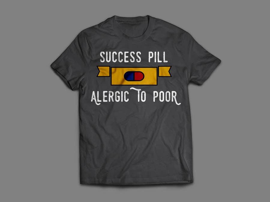 Kilpailutyö #2 kilpailussa Design a T-Shirt for me